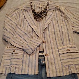 NWT Hem & Thread blazer